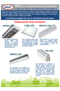 LED LIGHTING SOLUTIONS FOR SCHOOLS