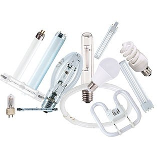 Lighting sources GE-TUNGSTRAM